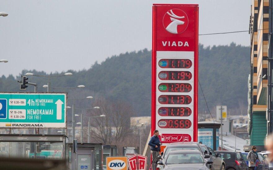 Viada LT в прошлом году заработала 6,6 млн евро прибыли