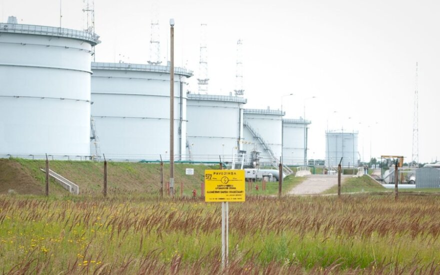 Būtingės naftos terminalas