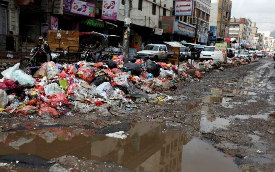 ООН сообщает о гуманитарной катастрофе в Йемене