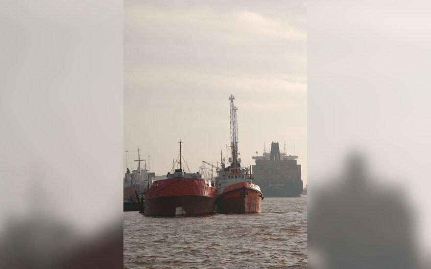 Laivai, Klaipėdos uostas