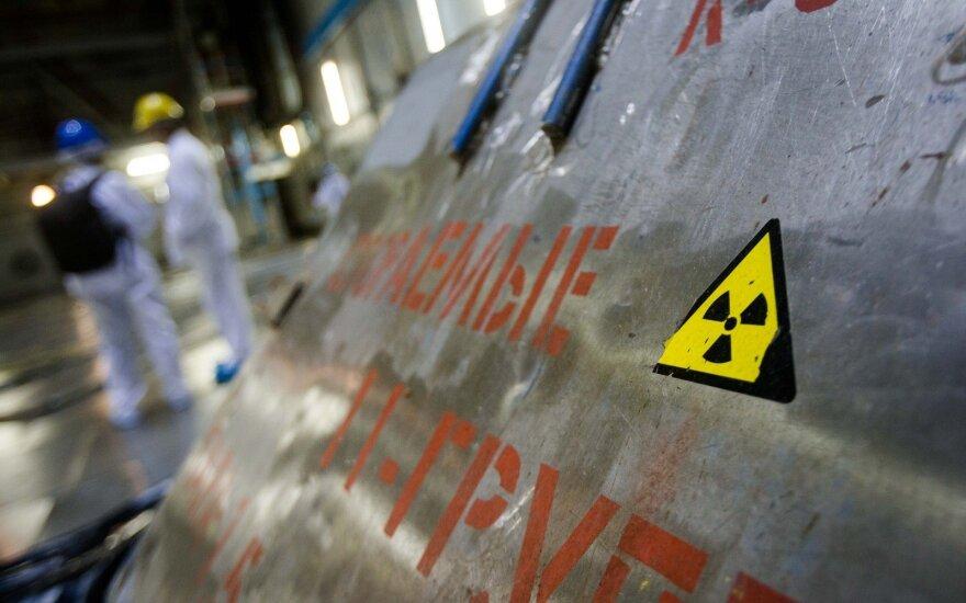 """Украинский """"Энергоатом"""" купил у литовцев оборудование для Хмельницкой АЭС на 3,3 млн евро"""