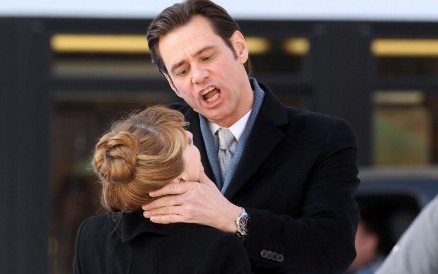 Jim Carrey obwinia wymyślonego kumpla