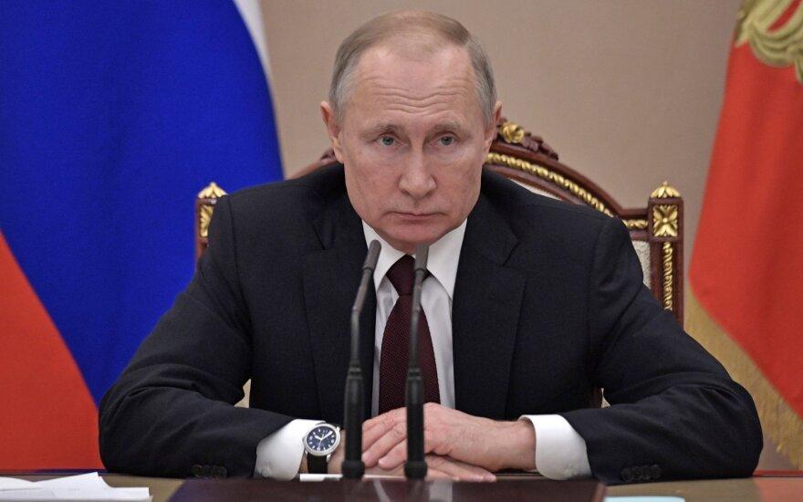 """Россия """"наняла сеть британцев, чтобы преследовать врагов Путина"""""""