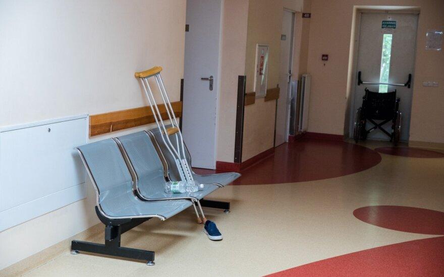 Курьезная ситуация в Клайпеде: мужчина замерз в больничной палате и решил, что он находится в морге