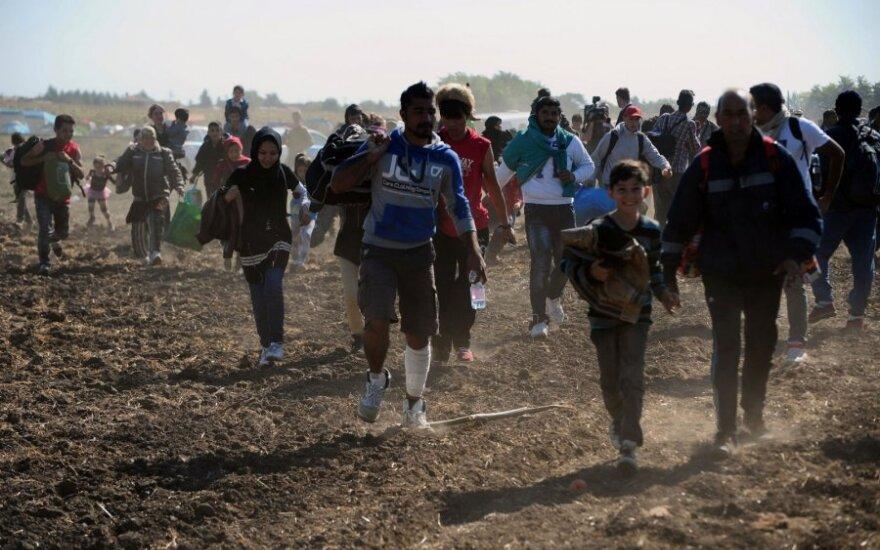 Отношение жителей Литвы к мигрантам: результаты опроса удивили