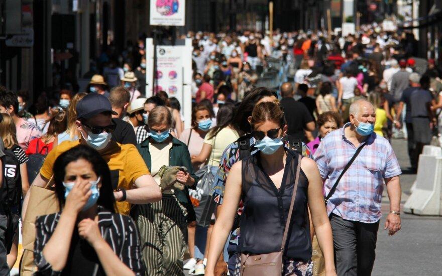 В ВОЗ спрогнозировали сроки завершения пандемии коронавируса