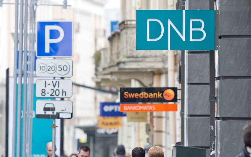 Inspekcja Języka Litewskiego wykryła naruszenia w litewskich bankach
