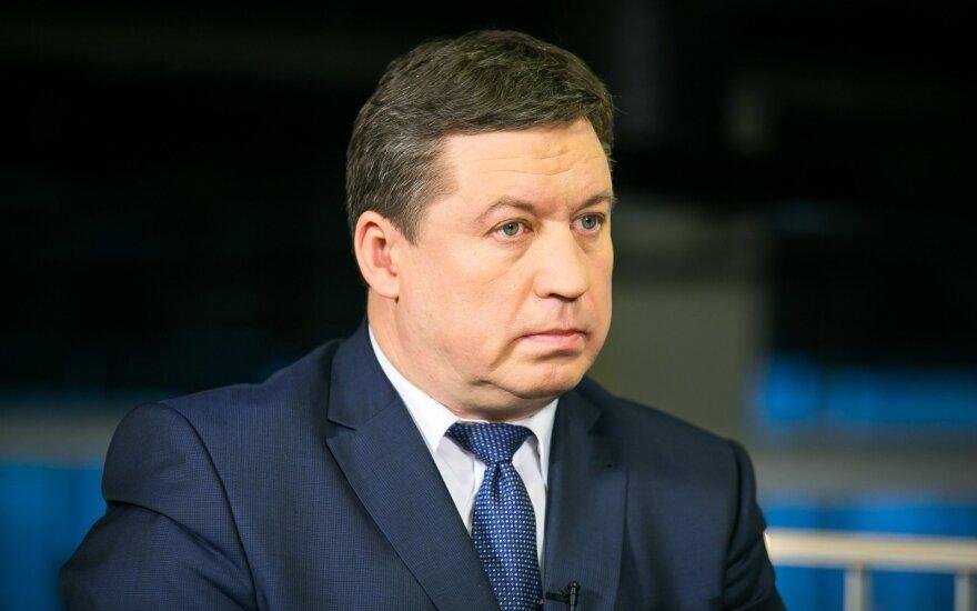Министр обороны: воздушное пространство Литвы следует уважать
