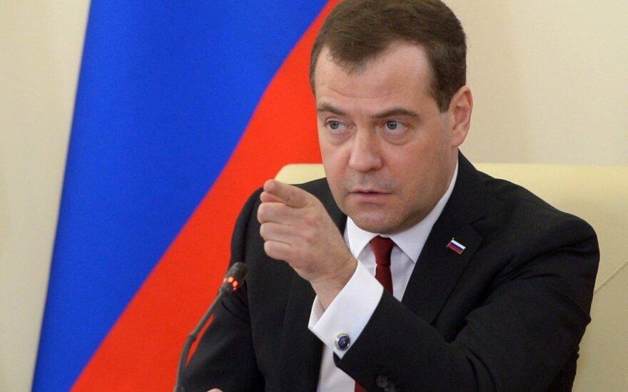 Dmitrij Miedwiediew: Reaktywacja ZSRR jest niemożliwa