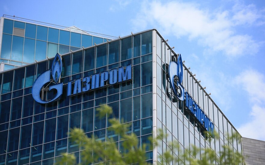 """Газпром"" планирует два гигантских проекта на Балтийском море"