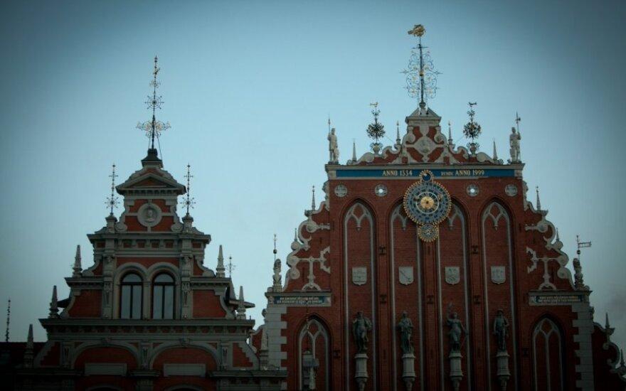 Московский Театр Наций выходит на рижские улицы