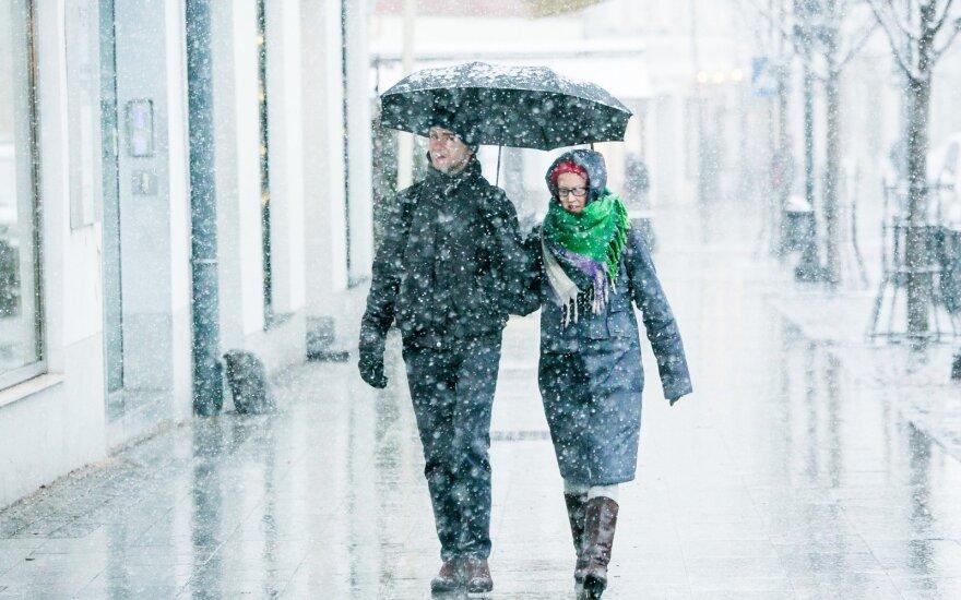 Погода: когда до нас дойдут снег и метель?