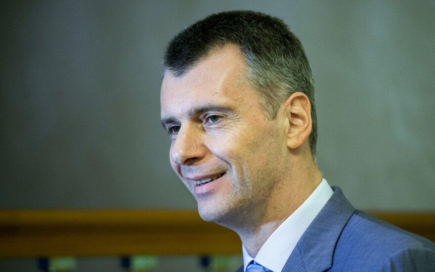 Mikhailas Prochorovas