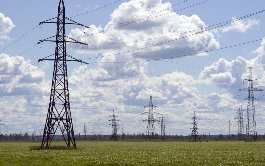 Litgrid: цена на электроэнергию в Литве за неделю выросла на 22%