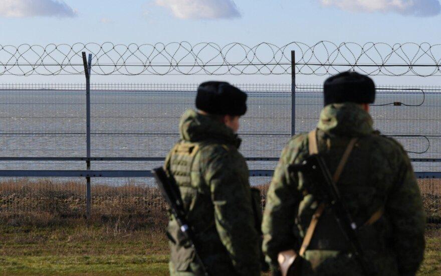 Евросоюз обещает не признавать российскую аннексию Крыма