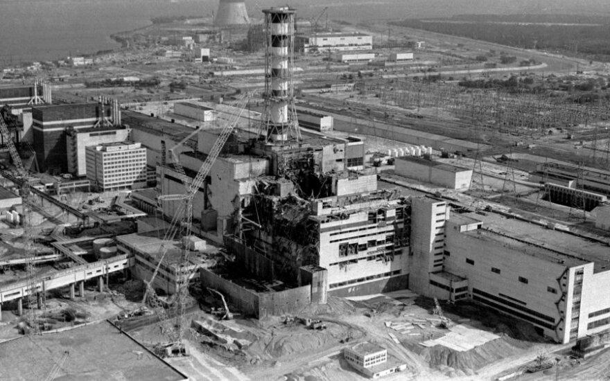 Ukraina: Czarnobyl ewakuowano