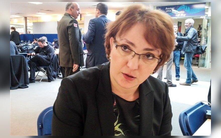 Грузинский министр: у России совсем иная логика и система мышления