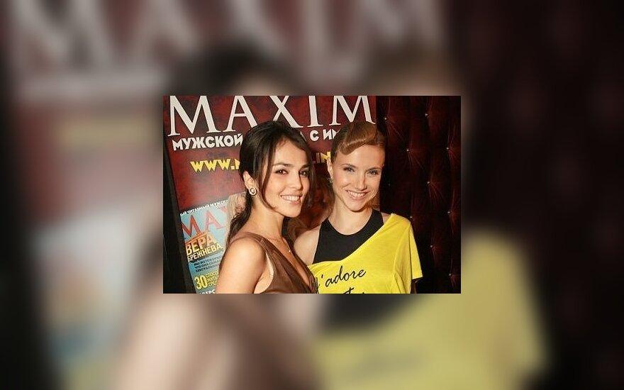 Maxim выбрал 100 самых сексуальных девушек