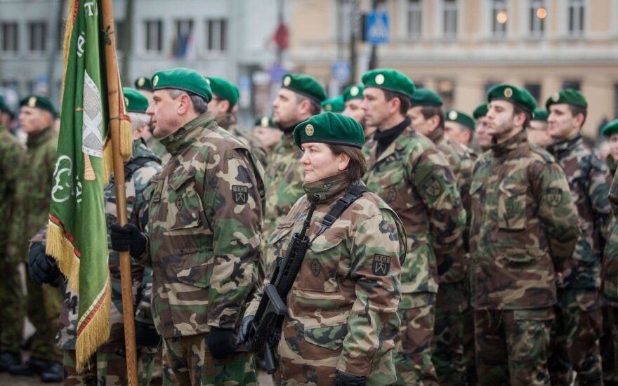 Посол Латвии: нужно брать пример с Литвы и укреплять роль гражданских лиц в обороне страны