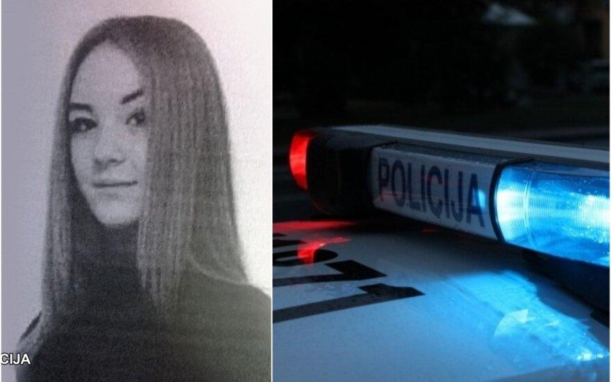 В Паневежисе пропала 15-летняя девочка