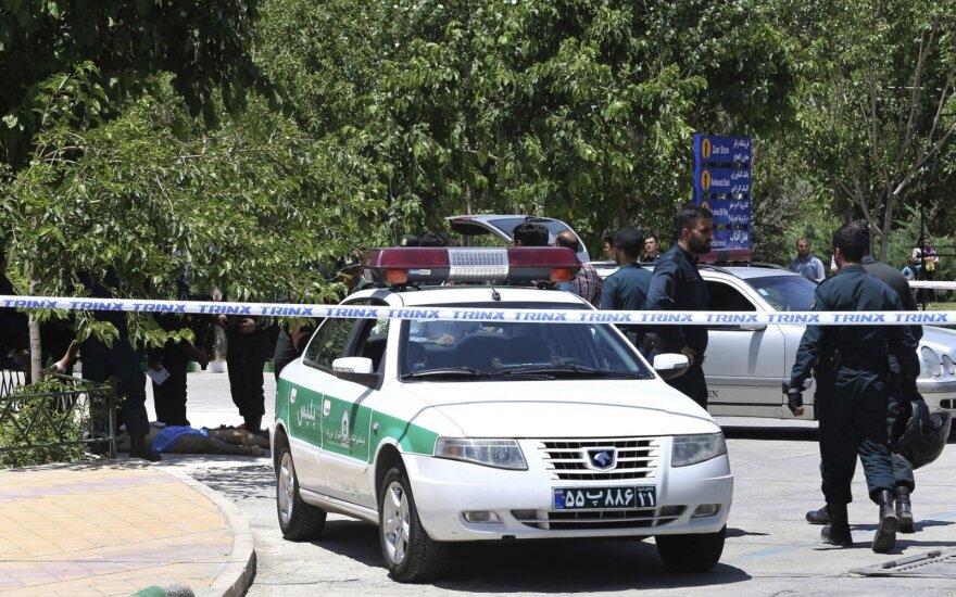 Иранский депутат заявил о задержании предполагаемой тегеранской террористки