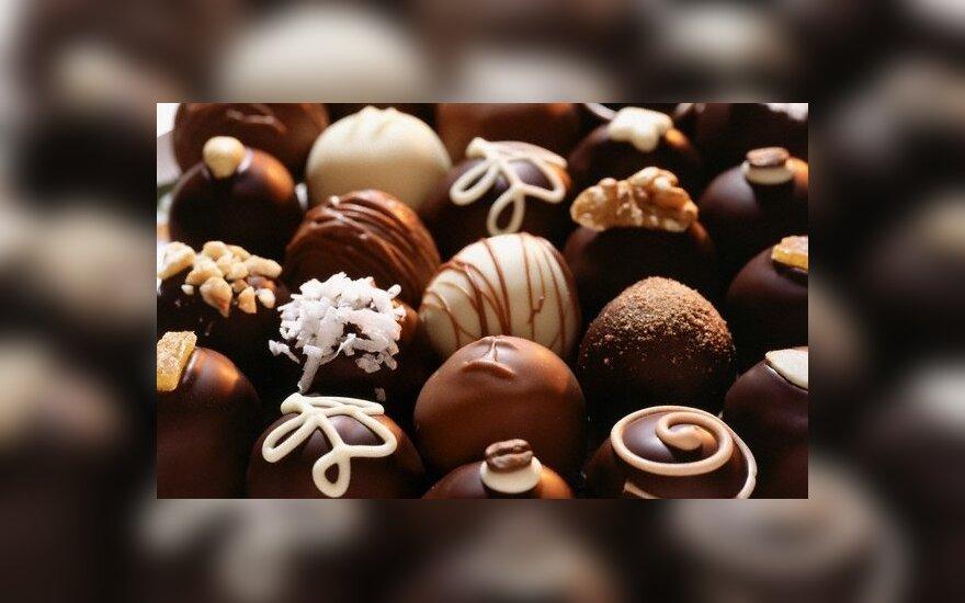 Шяуляйская фабрика Naujoji Rūta больше не будет заниматься производством сладостей