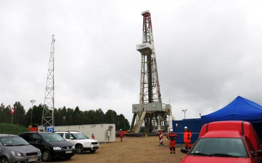 Министр: конкурс на разведку сланцевого газа снова может быть отложен