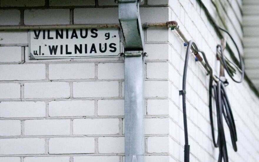 Спикер Cейма Польши обратился к литовским парламентариям с просьбой поддержать проект по букве w