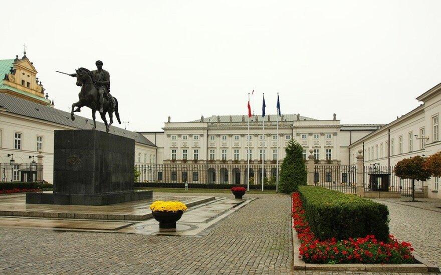 Lenkijos Prezidentūra