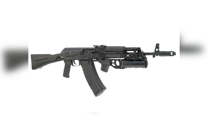 Automatas AK-12, izhmash.ru nuotr.