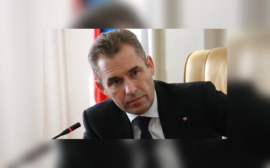 Астахов подтвердил, что подал заявление об отставке