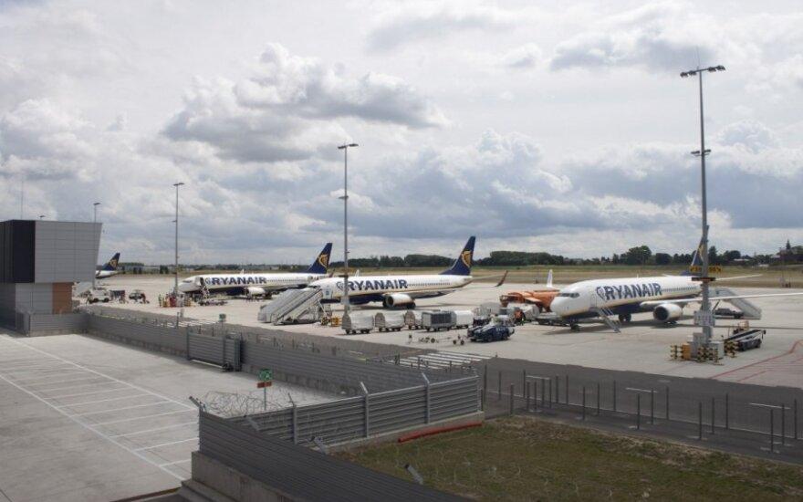 Charleroi oro uostas