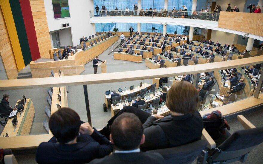 В Сейме Литвы продвигаются проекты подготовки к жесткому Brexit