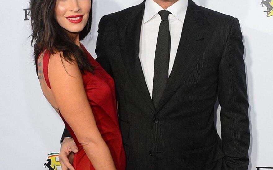Меган Фокс разводится с мужем