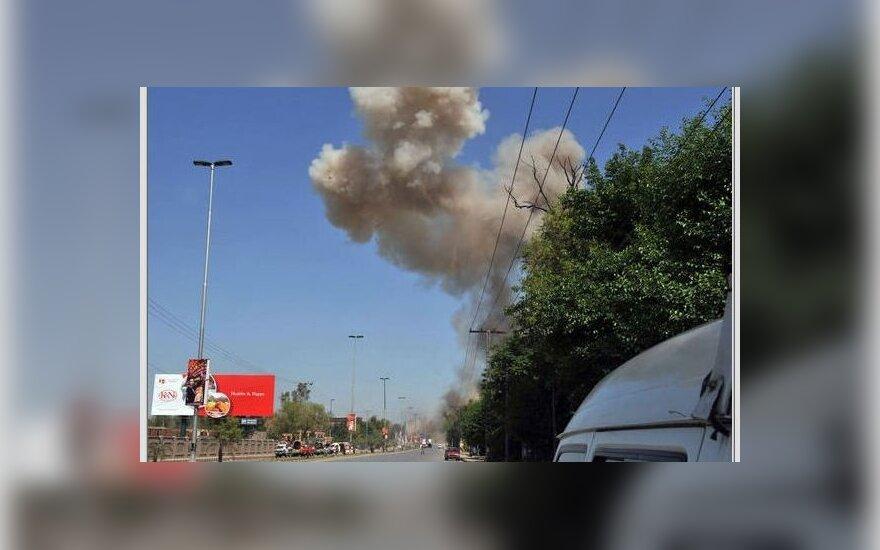 Взрыв на рынке в Пакистане, не менее 20 погибших