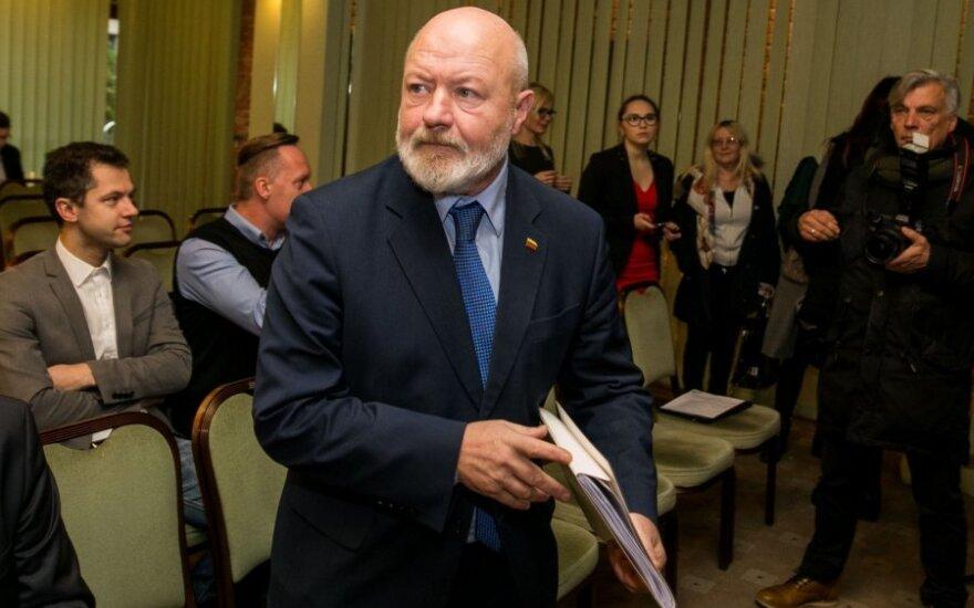 Движение либералов подаст в суд на Департамент госбезопасности Литвы