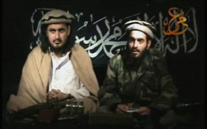 Hakimullah Mehsudas ir Humamas Khalilas Abu Mulalas al Balawi