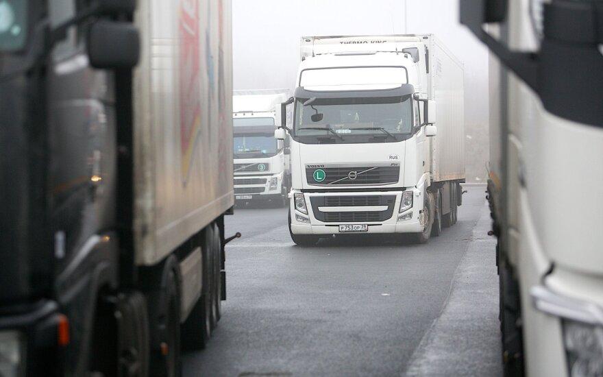 Рост числа платных дорог в Беларуси ударит по литовским перевозчикам