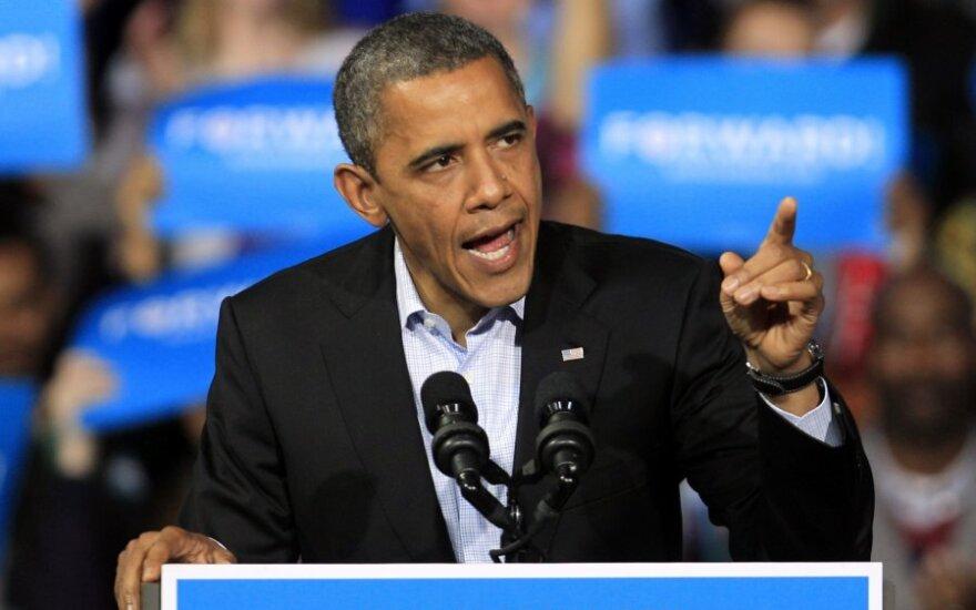 Обама отвел год на ужесточение контроля над оружием в США