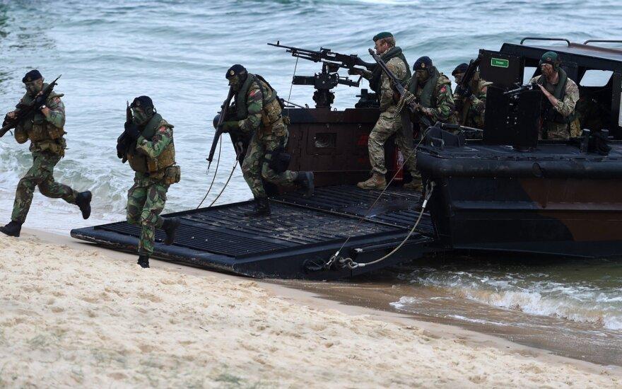 Генерал НАТО рассказал о плане отпора стран Балтии при нападении России