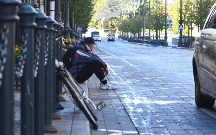 За чертой бедности - более одной пятой жителей Литвы