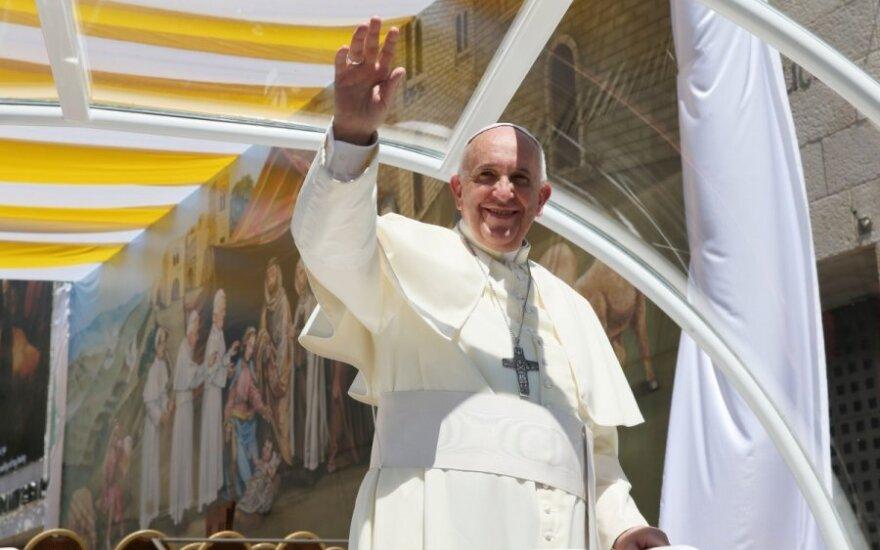 Папа Франциск распустил совет директоров финуправления Ватикана