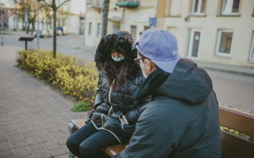 Вильнюсские проститутки на чем свет стоит ругают карантин
