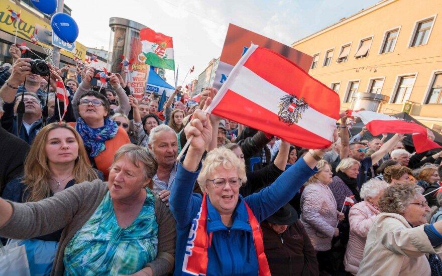 Rinkimai Austrijoje