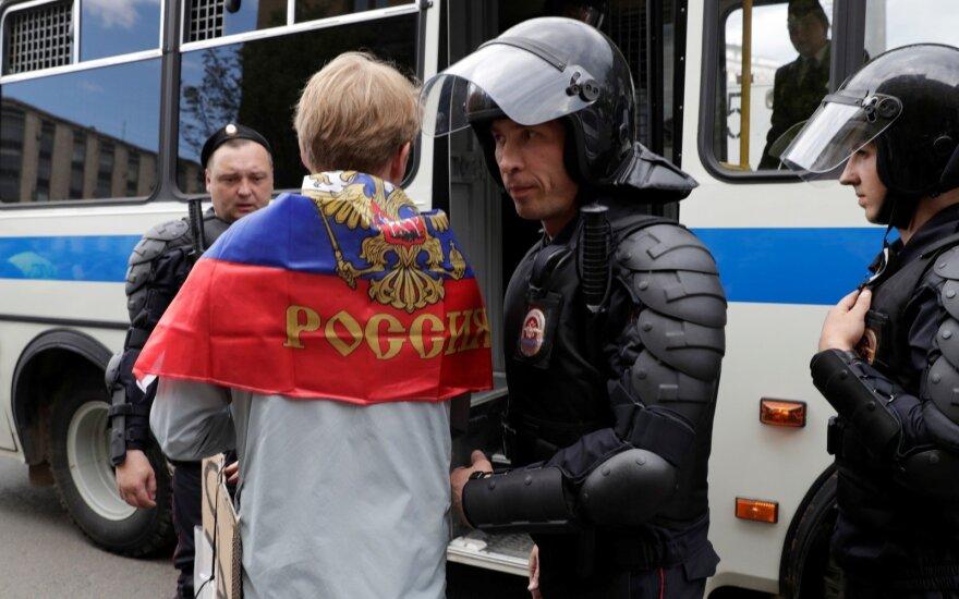 Антикоррупционные митинги в России: задержаны более 700 человек