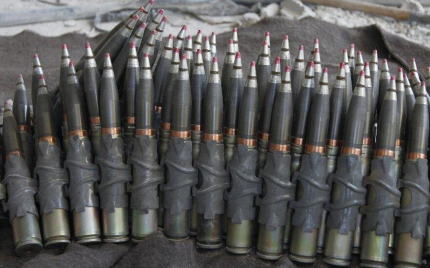 Sirijos amunicija