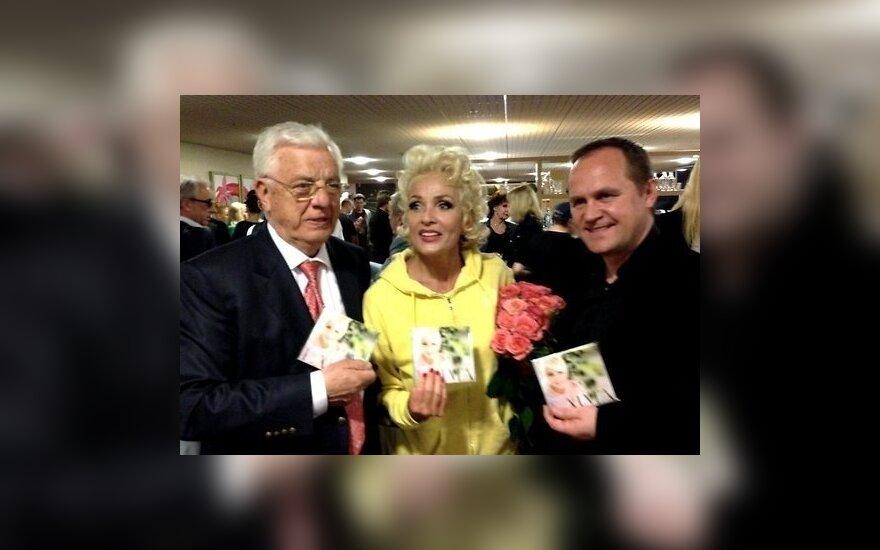 Вышел новый альбом Лаймы Вайкуле