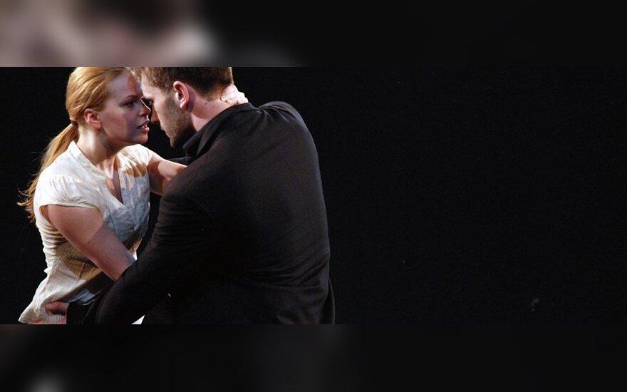 На сцене Русского театра – Шекспир без слов