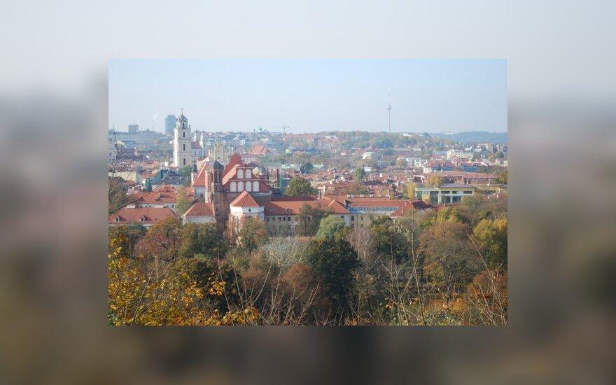 В Литве отметят 70-летие возвращения Вильнюса