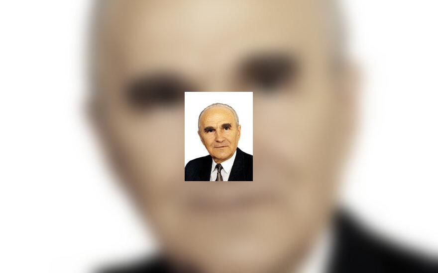 Antanas Serafinas Zenkevičius